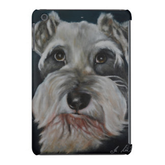 The Schnauzer - Phone and Tablet Cover