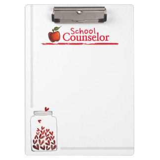 The School Counsellor's Clipboard