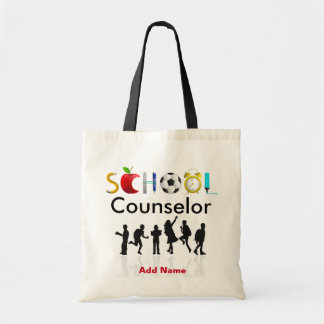 The School Counsellor's Custom Tote