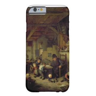The School Master, c.1662 (oil on panel) iPhone 6 Case