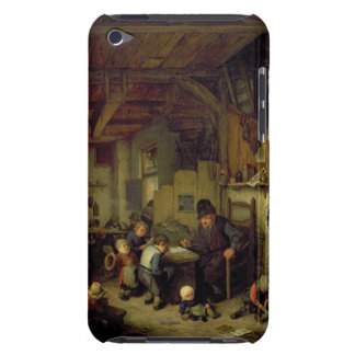 The School Master, c.1662 (oil on panel) iPod Touch Case-Mate Case