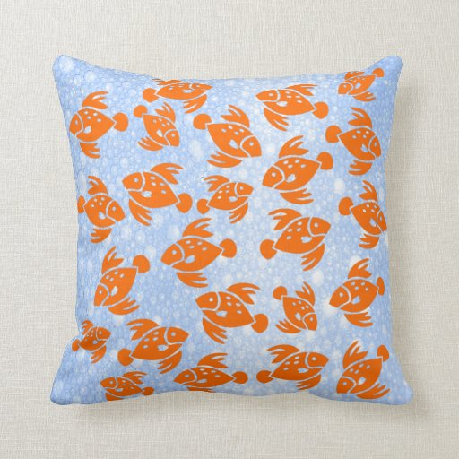 The School of Fish Pillows