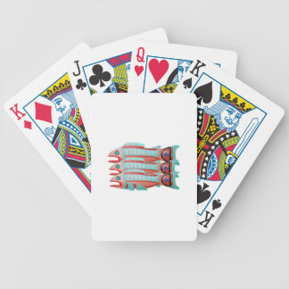 THE SCHOOL SESSION BICYCLE PLAYING CARDS