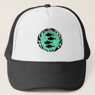 THE SCHOOL TRIBE TRUCKER HAT