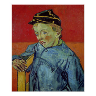 The Schoolboy, 1889-90 Poster