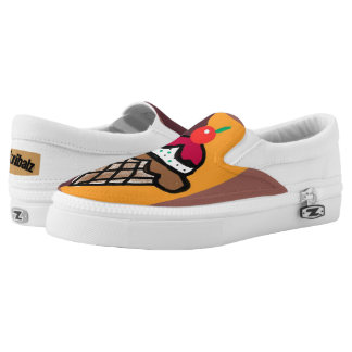 the scoops Slip-On shoes