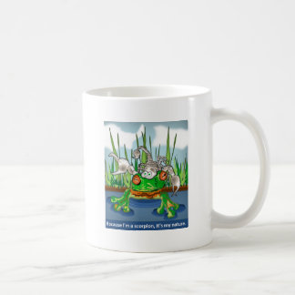The Scorpion and the Frog Mugs