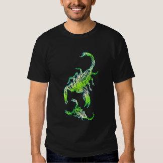 The scorpion tee shirts