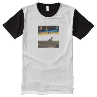The Scottish swamp land band All-Over Print T-Shirt