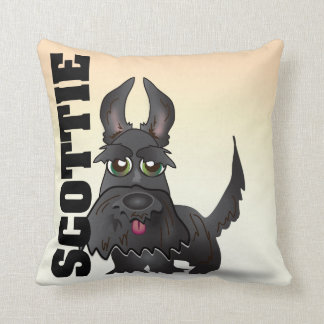 The Scottish Terrier Cushion