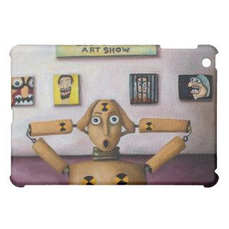 The Scream At The Big Smiles Art Show iPad Mini Cover