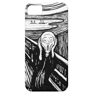 The Scream by Edvard Munch Case For The iPhone 5