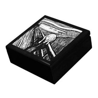 The Scream by Edvard Munch Gift Box