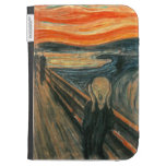 The Scream by Edvard Munch Kindle Cover
