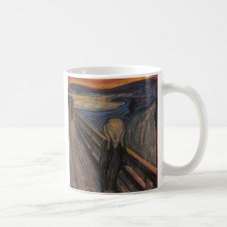 The Scream Coffee Mug