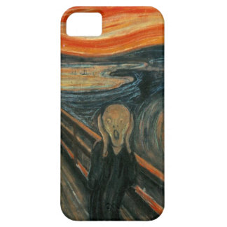 The Scream - Edvard Munch. Painting Artwork. Case For The iPhone 5