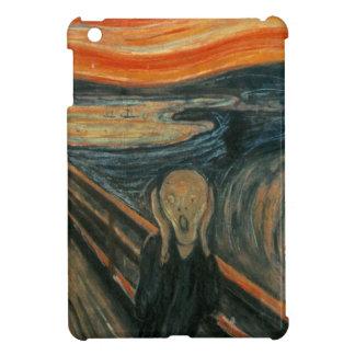The Scream - Edvard Munch. Painting Artwork. iPad Mini Case