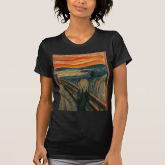 The Scream - Edvard Munch. Painting Artwork. T-Shirt