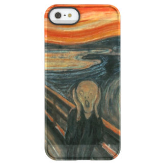 The Scream - Edvard Munch Permafrost® iPhone SE/5/5s Case