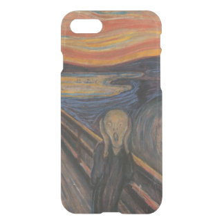 The Scream iPhone 8/7 Case