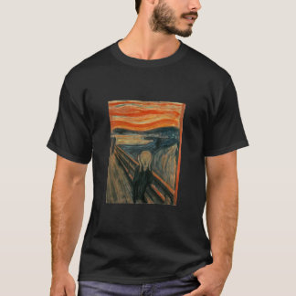 The Scream - On your shirt! T-Shirt