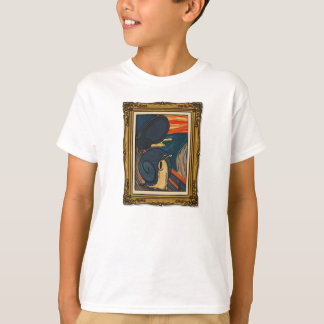 The Scream Parody Tshirt