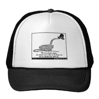 The Scroobious Snake Trucker Hat
