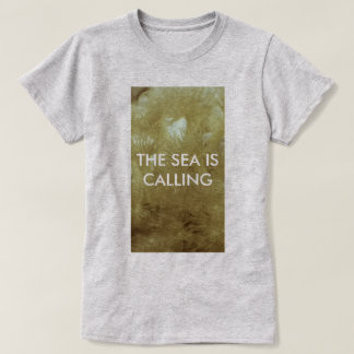 The Sea Is Calling Tee