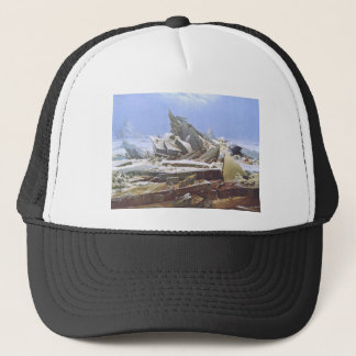 The Sea of Ice Trucker Hat