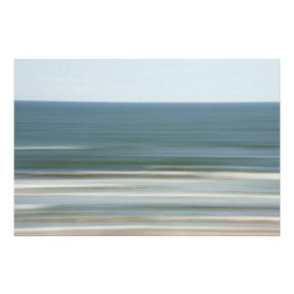 The sea photo print