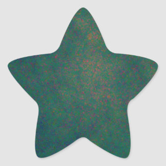 The Sea Star Sticker