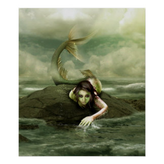 the sea witch poster