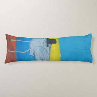 The Seagull Leader Body Pillow. Body Cushion
