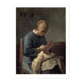 The Seamstress Postcard
