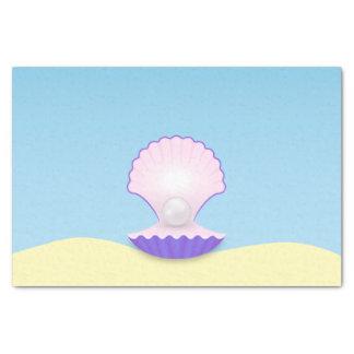 The Seashell Tissue Paper