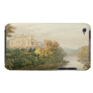 The Seat of G.B. Greenough Esq., Regent's Park, fr Barely There iPod Case