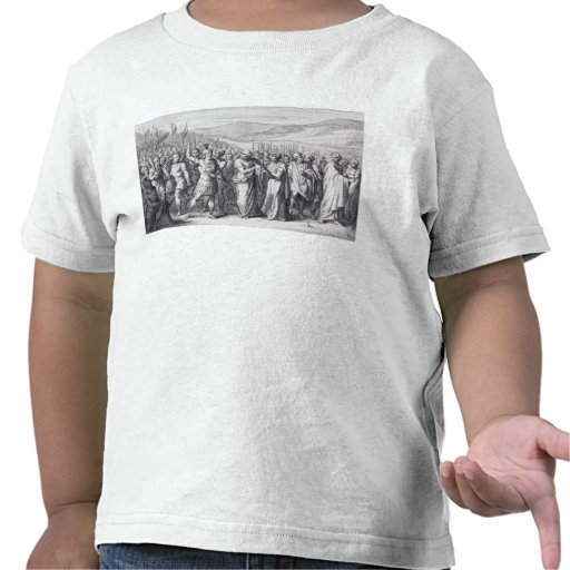 The Secession of the People to the Mons Sacer Tee Shirt