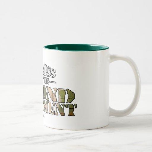 The Second Amendment Coffee Mug