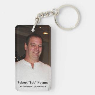 The Second Robert Hoynes Tribute Keychain