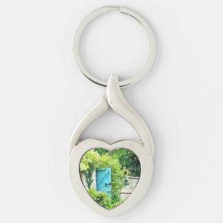 The Secret Garden Key Ring
