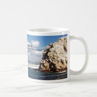 The secret path to wisdom basic white mug