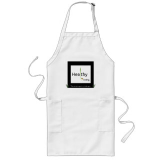 The Secret to Grains is in the Grass Long Apron