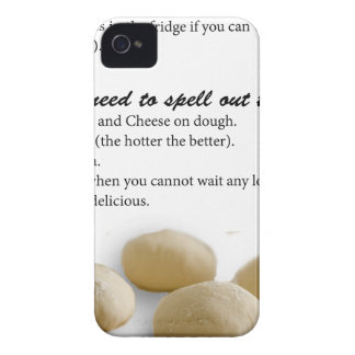 The Secrets of Pizza iPhone 4 Case