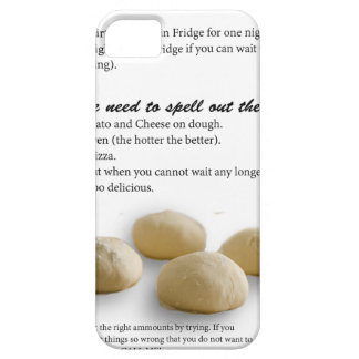 The Secrets of Pizza iPhone 5 Case