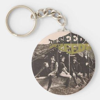 The Seeds Keychain