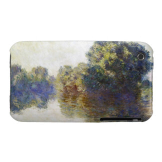The Seine near Giverny Claude Monet Case-Mate iPhone 3 Case