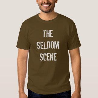 """The Seldom Scene"" t-shirt"