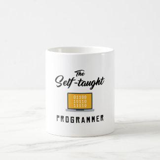 The Self-taught Programmer Mug