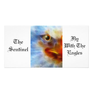 The Sentinel Personalised Photo Card