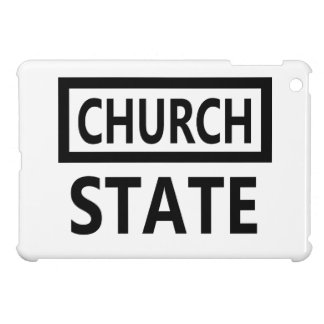 The Separation of Church and State - 1st Amendment Case For The iPad Mini